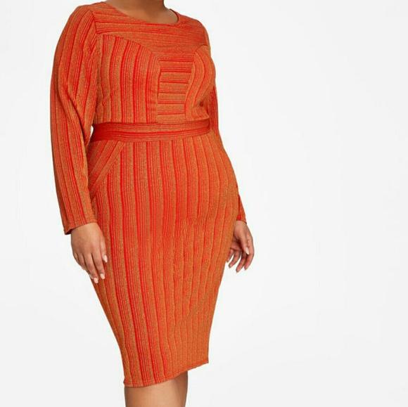 c18b9b7b63 Ashley Stewart Dress NWT 14 16